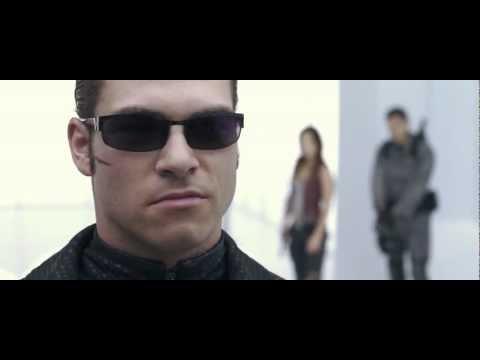 Resident Evil: AfterLife. Chris, Claire & Alice VS Wesker. Fight Scene. HD 1080p.