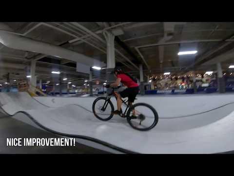 1st Time At Joyride 150 Indoor Bike Park