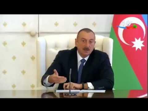 """İlham Əliyev: """"Bu dərəcədə alçaqlıq, necə deyim, söz tapa bilmirəm, belə biabırçılıq olmaz."""""""