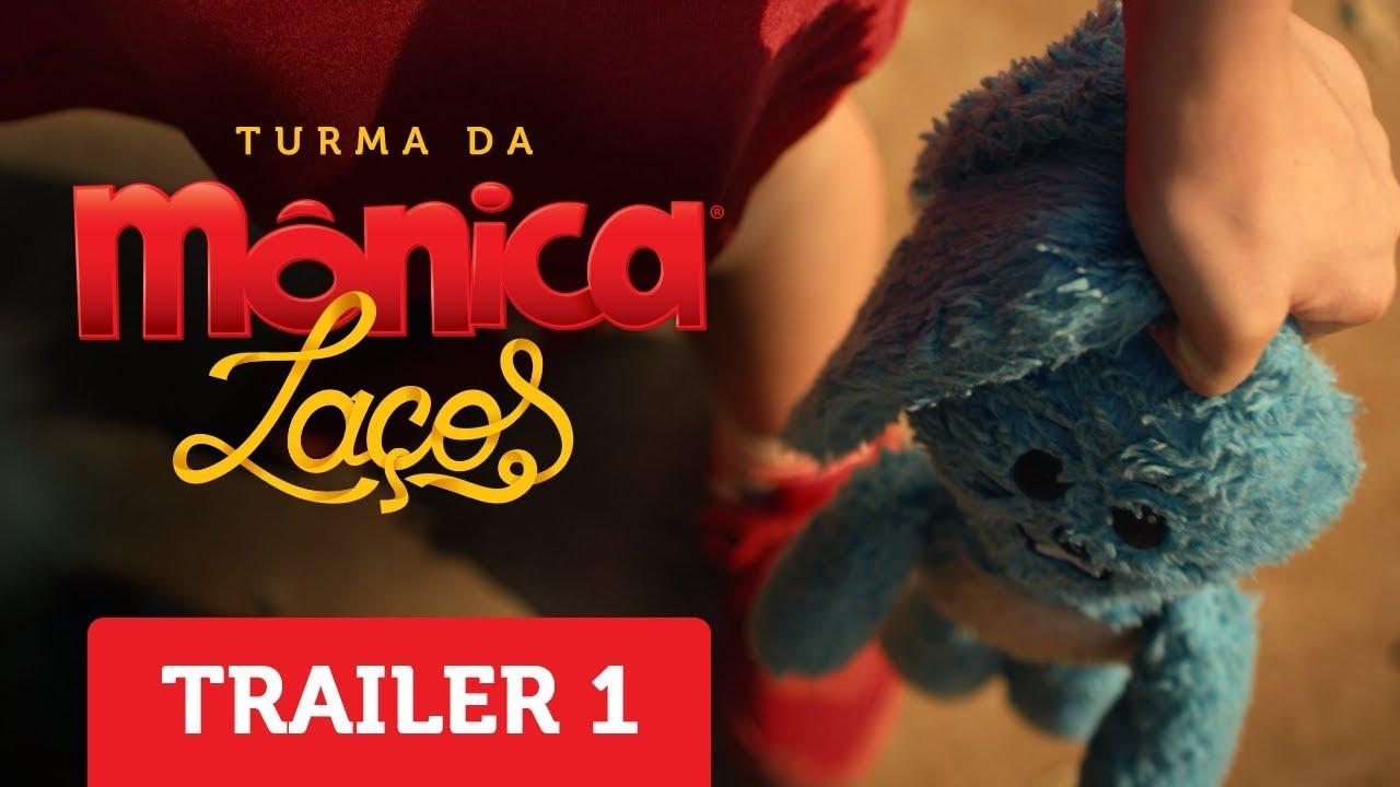 [Trailer 1] Turma da Mônica Laços, O Filme | 27 de junho nos cinemas!