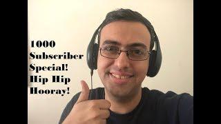Justin Blvd. Vlogs: 1000 Subscriber Special (read description)