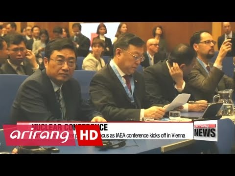 North Korea's nuclear program in focus as IAEA conference kicks off in Vienna