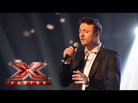 Daniel Kajmakoski (Cija si - Tose Proeski) - X Factor Adria - LIVE 2