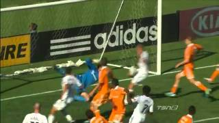 Houston Dynamo vs. Vancouver Whitecaps - 27/08/11 - [Week 24 - Highlights]