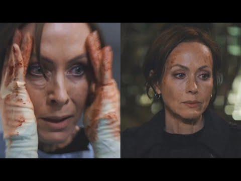 BBC Casualty | Series 33 Episode 46 - Part 2 Connie Beauchamp Scenes (Connie's Exit)