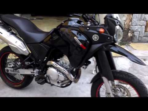 Download video: tenere 250 motard