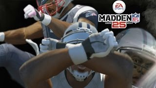 PS4 & Xbox One | Madden NFL 25 | Essence of Football