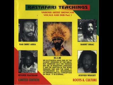 Ras Imru* Ras Imru Asha - Spiritual Warrior - Vocals & Dub