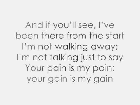 Christina Aguilera - I'm Ok Lyrics   MetroLyrics