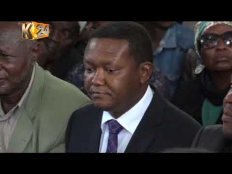 Gov. Mutua's lawyers withdraw from Wavinya's petition