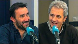 Manolo Lama y Juanma Castaño confiesan su momento más gracioso en la radio