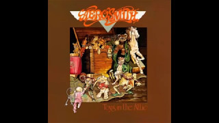 Toys In The Attic - Aerosmith (letra y traducción)