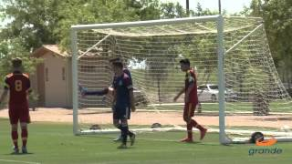 Real Salt Lake-Arizona Academy U-17/18 vs. Chivas USA Highlights | May 30, 2015