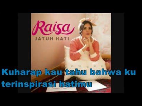 Raisa  Jatuh Hati lirik