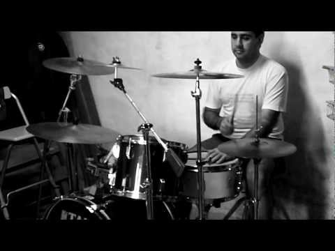 Wound in my heart - Propaganda (drum cover)