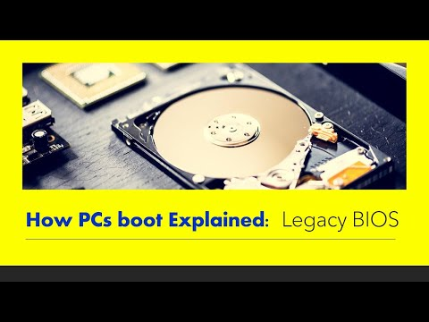 Understanding the PC boot process