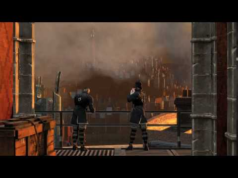 Playing Dishonoured in high chaos