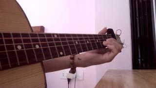 Nơi Ấy - Hà Okio - Guitar Acoustic Cover