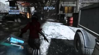Resident Evil 6 PC - Mod test - Ada is doing Melee