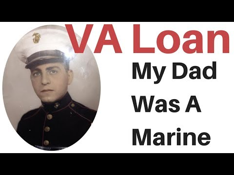 Veteran loans | buy a house with a VA loan | Marine Father