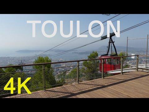 Toulon, France in 4K UHD (Lumix FZ300)