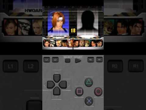 Teken 3 game in andriod cheat codes