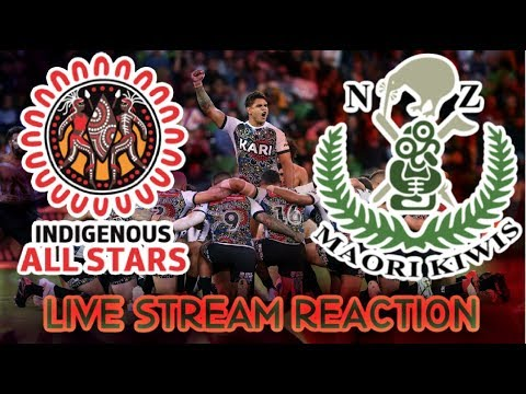 Indigenous All Stars V Maori All Stars | NRL All Stars 2020 | Live Stream Reaction Podcast