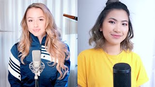 Dua Lipa & BLACKPINK - KISS AND MAKE UP (Ysabelle & Emma Heesters Cover) thumbnail