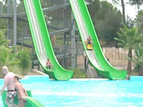 Aqualand El Arenal Mallorca Banzai Youtube