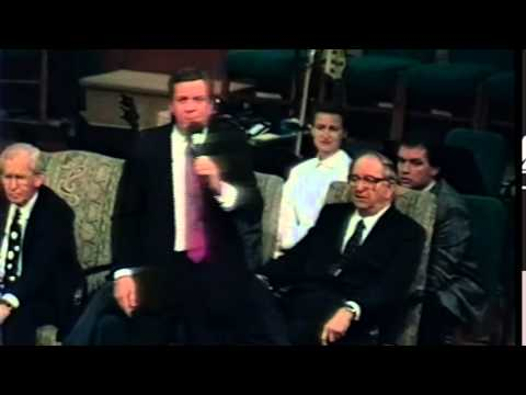 """When The Lord Of The Temple Arrives"" David Fuller BOTT 1990"
