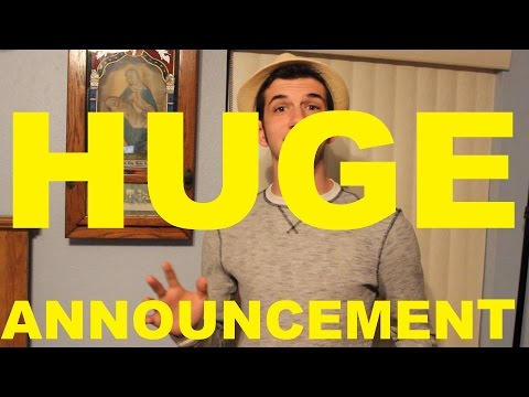 BIG ANNOUNCEMENT THAT YOU DON'T WANT TO MISS!