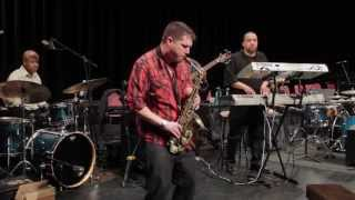 Scott Paddock - Saxophone Solo - Ice Cold Chillin