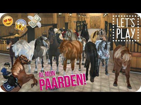 Dit zijn al mijn paarden! | LET'S PLAY | Daphneee - Zoey Winterson | Star Stable Online
