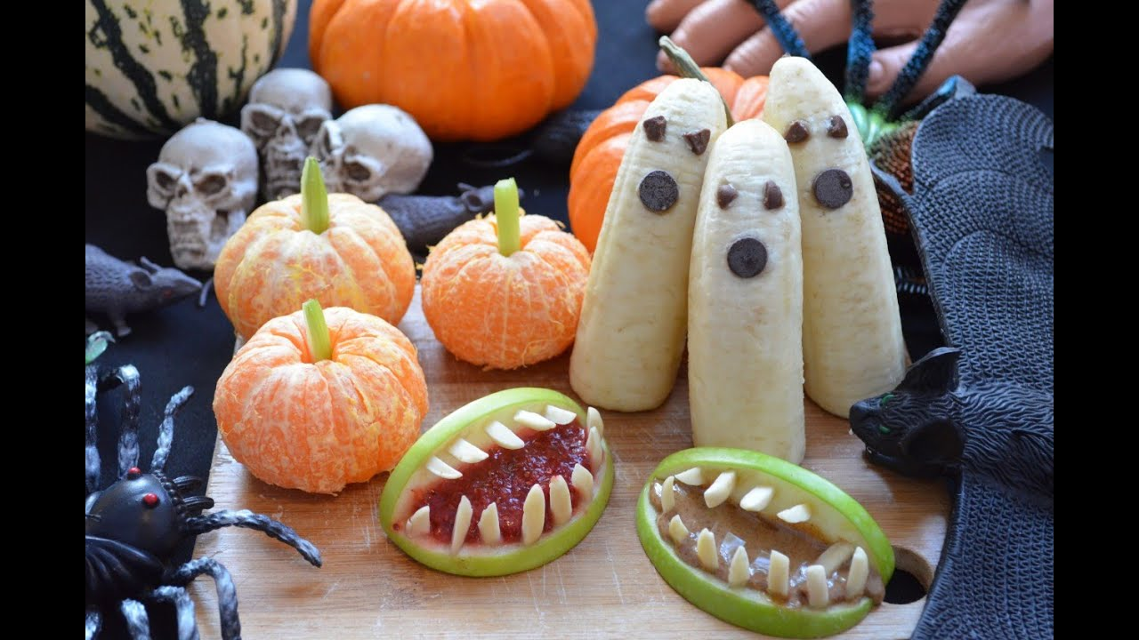 new halloween food ideas creepy and funny halloween snacks youtube