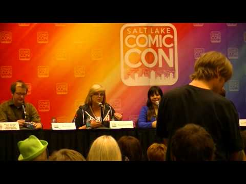 The Art Of Writing For Video Games Salt Lake Comic Con 2014