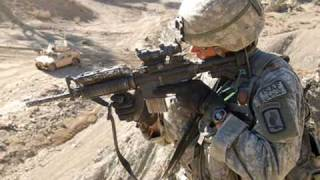 U.S. ARMY - Pictures Montage - Afghanistan War  - Tribute
