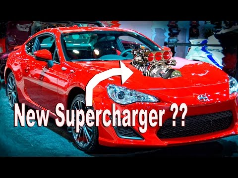 DC Sports cat back review and new supercharger options for the 86
