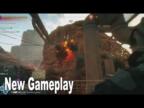 Rage 2 - PAX East 2019 New Gameplay [HD 1080P]