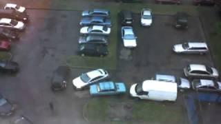 Parking Lot Puzzle