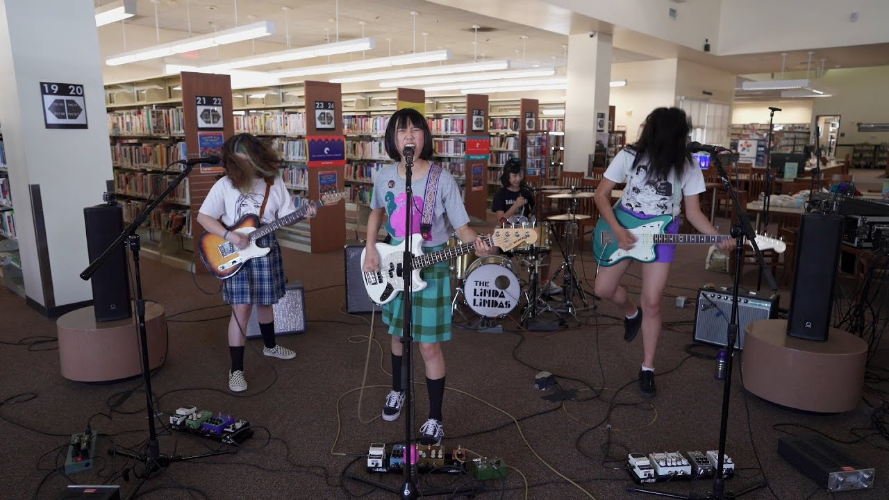 Meet the Linda Lindas, the Tween Punk Band Who Called Out Racism & Misogyny and Scored a Record Deal