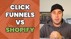 ClickFunnels vs Shopify: Be Careful When Choosing What One To Use!