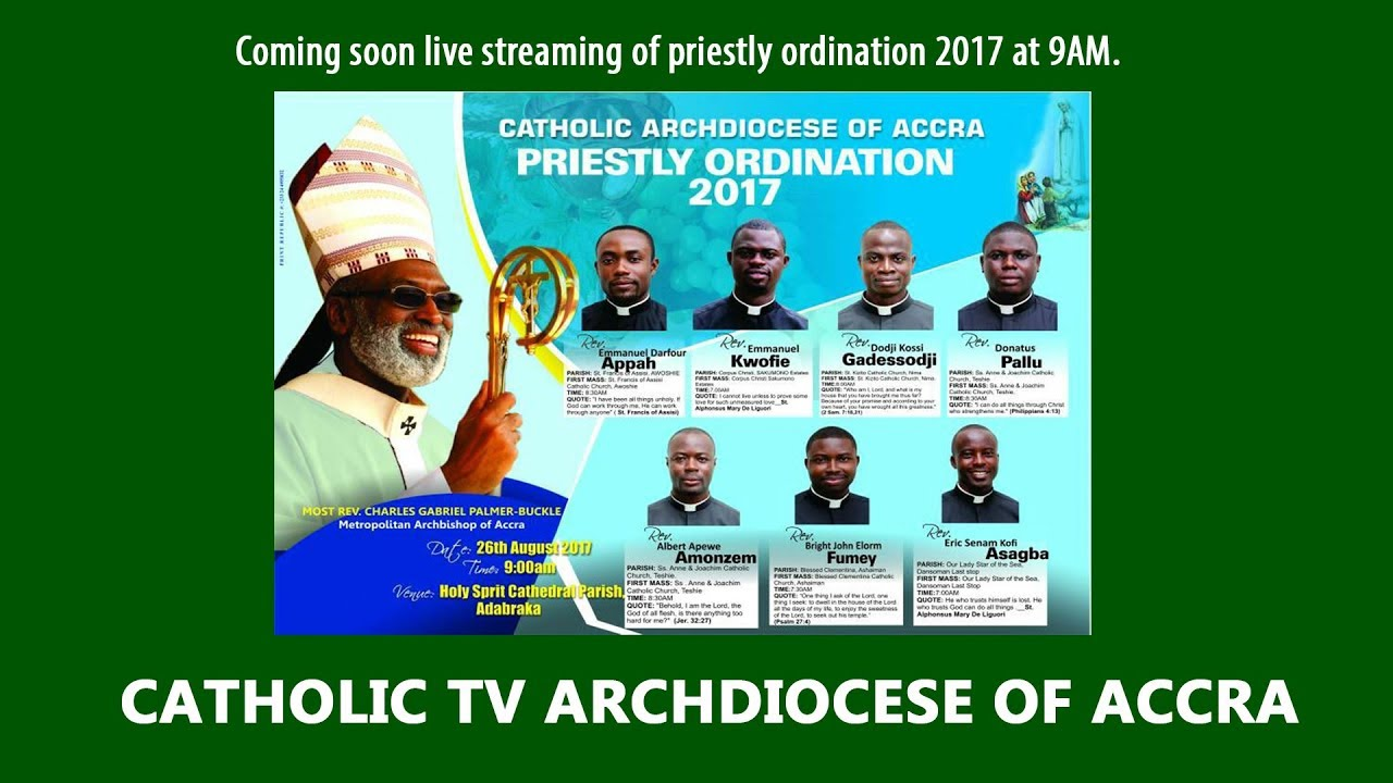 Religious Congregations - Catholic Archdiocese of Accra