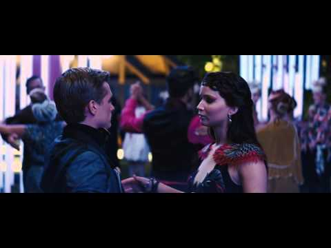 Hunger games catching fire/Christina Perri Human music video