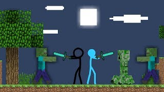 Animation vs. Minecraft (AVM shorts Episode 4 FAN MADE)