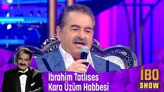 İbrahim Tatlıses - Kara Üzüm Habbesi