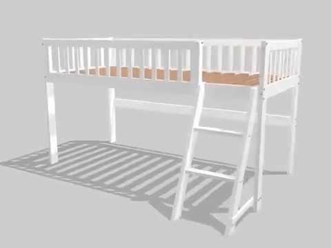 Etagenbett Holz Weiß : Kinderzimmermöbel weiß nizza schön etagenbett holz haus