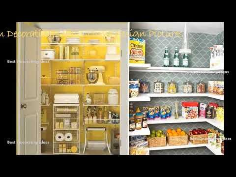 Kitchen Pantry Shelving Design Best Kitchen Ideas Decor
