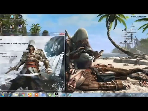 How to install Assassin's Creed 4 black flag