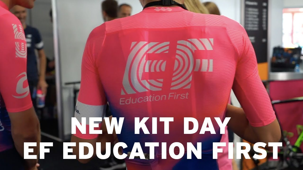 EF Education First kit reveal – Rapha shows its 2019 team colours ... 0f3ab2bba