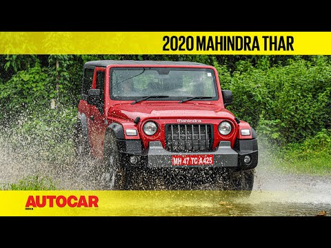 2020 Mahindra Thar – Happy Independence Day! | First Look |